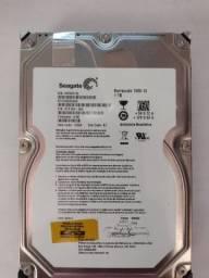 HD seagate 1 TB e memoria ddr2 2gb