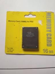 Memorycard 16mb novo lacrado