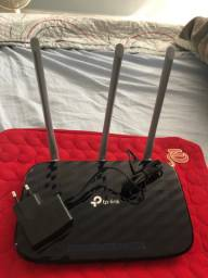 TP-Link Archer C20-W v5, AC750 Roteador Wireless Dual Band
