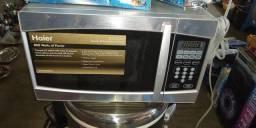 Título do anúncio: Microondas Haier Americano