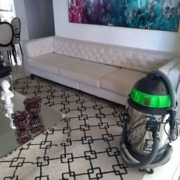 Seu sofá merece uma limpeza, Ainda essa semana!