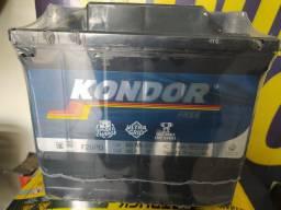 Bateria 50Ah Caixa Alta Kondor. Onix, HB20, Spin...