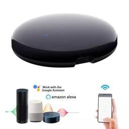Controle Remoto Wifi Universal Inteligente Smart Home Alexa<br><br>