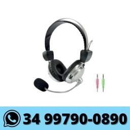 Headset Fone de Ouvido com Microfone