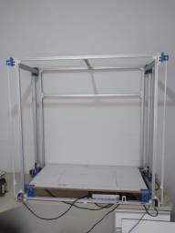 Cnc Fio Quente (hotwire) para corte em isopor eva etc.