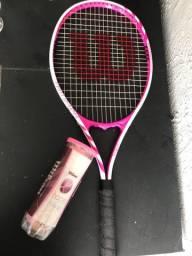 Raquete de Tênis Wilson PINK