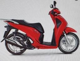 Título do anúncio: Vendo Scooter Honda Sh 150i Florianópolis