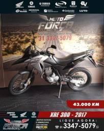 Título do anúncio: Xre 300 2017=Na Toca Sua Moto Vale Mais