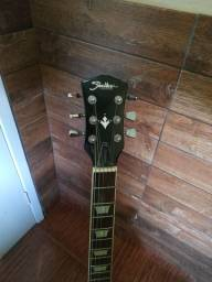 Guitarra shelter les paul