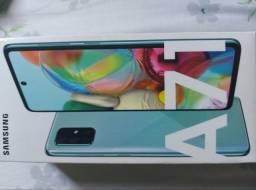 Samsung A71 Novo Câmera Muito Boa