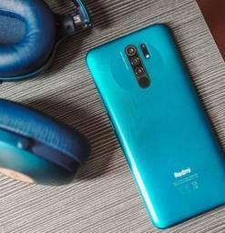 Smartphone de 64 gigas mais barato do Shopping - Redmi 9 Prime - Shopping Oiapoque BH