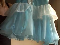 Vestido Cinderela - 3 a 5 anos