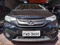 2- Honda FIT 2015 - baixo km - revisado com garantia