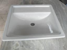 Vendo cuba para banheiro de apoio branco icasa