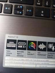 Acer-core i5-ddr4-ssd-hd 1 tera- potentissimo-garantia [lindo] modelo novo
