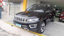 COMPASS 2018/2018 2.0 16V DIESEL LIMITED 4X4 AUTOMÁTICO