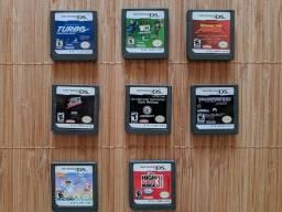 [Vendo/troco] Jogos e acessórios Nintendo DS