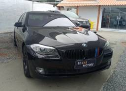 Bmw-550i 4.4 V8 Bi-Turbo 2011-Gasolina