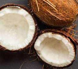 Óleo de coco, óleo de Copaíba e óleo de Andiroba