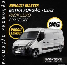 Título do anúncio: Renault Master L3H2 Zero km 2022  Pronta Entrega