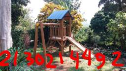 Parquinhos troncos em Búzios 2130214492