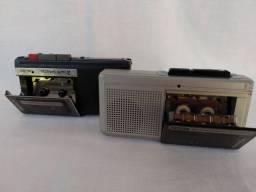 Título do anúncio: Mini Gravador Panasonic e Sony