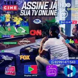 Título do anúncio: Tv a cabo via Internet