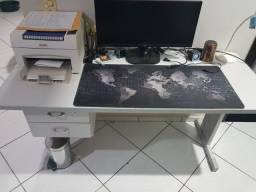 Mesa Escrivania com Gaveteiro