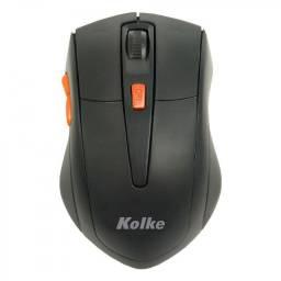 Mouse Usb - Sem Fio - Kolke