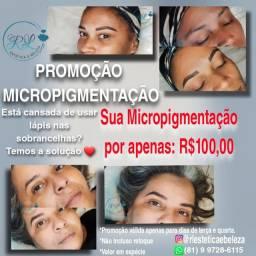 Promoção de pigmentação