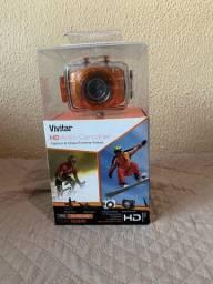 Câmera Vivitar estilo GoPro