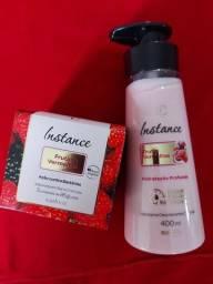 Kit hidratante corporal + Caixa de sabonetes
