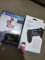 Troco por controle de PS4