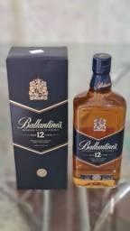 Whisky Ballantines 12 anos 1 litro