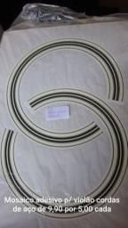 Mosaico Violão Adesivo p/ cordas de aço