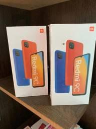 Xiaomi redmi 9C 64gb lacrados
