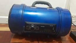 Caixa de som (Bombox)