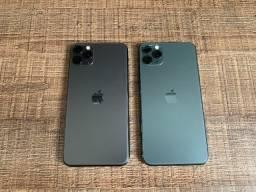 IPhone 11 Pro Max 64gb Preto ou Verde || Retira loja na Savassi