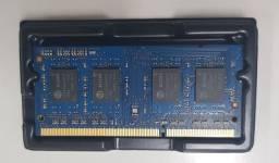 Memória 4GB DDR3L 1600mhz 1RxC PC3L-12800S