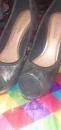 Sapato seme novo