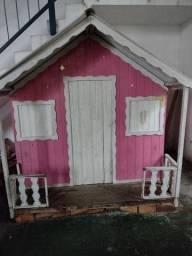Título do anúncio: Casinha infantil de boneca de jardim