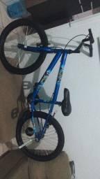 Bike azul Para criança
