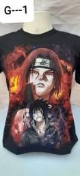 Camisas de Naruto