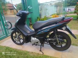 BARBADA !!!! Honda Biz...