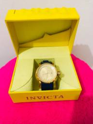 Relógio Invicta Yakuza S1 Rally 18215 Azul