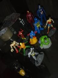 lote super Heróis