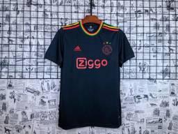 Camisa Ajax (Homenagem a Bob Marley)
