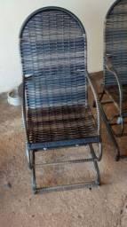 Cadeiras de balanço novinhas!