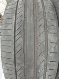 Título do anúncio: Torro jogo de pneus 255 45 19 meia vida bons ACEITO PIX