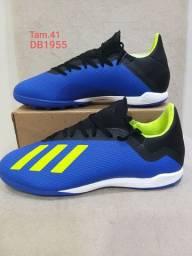 Chuteira Society Adidas, TAM 41